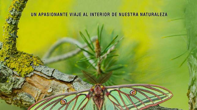Cartel del documental 'Natura Bizia'.