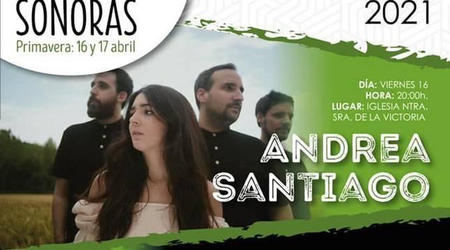 Foto del cartel del festival Estaciones Sonoras 2021.