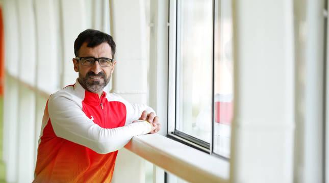 Foto del atleta Jesús Ángel García Bragado.