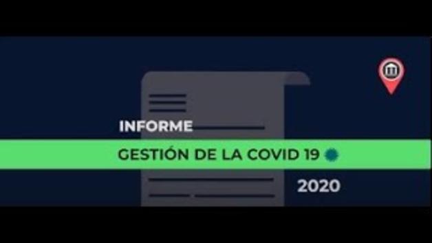 Análisis de Comptos de la gestión de la covid en Navarra