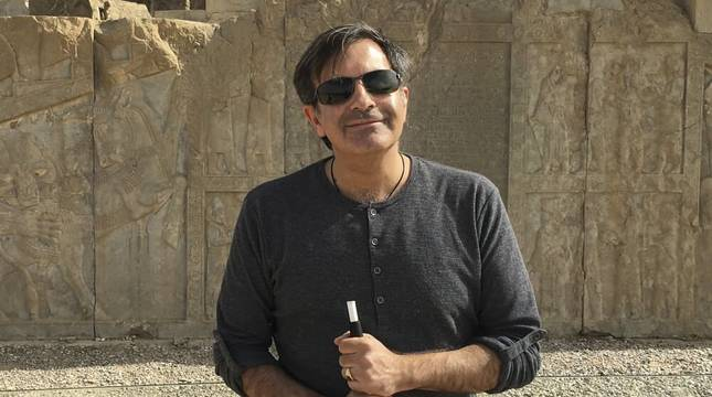 Imagen del historiador y escritor José Soto.