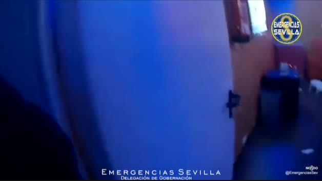Vídeo del karaoke de Sevilla en el que había 81 personas