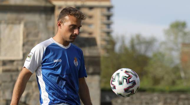 Fermín Úriz ha logrado un nuevo ascenso con la Peña Sport.