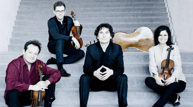 El Cuarteto Belcea