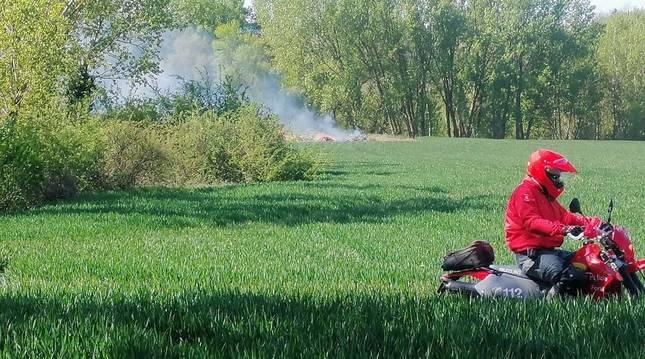 Denunciadas 24 personas por realizar quemas no autorizadas en el primer trimestre del año