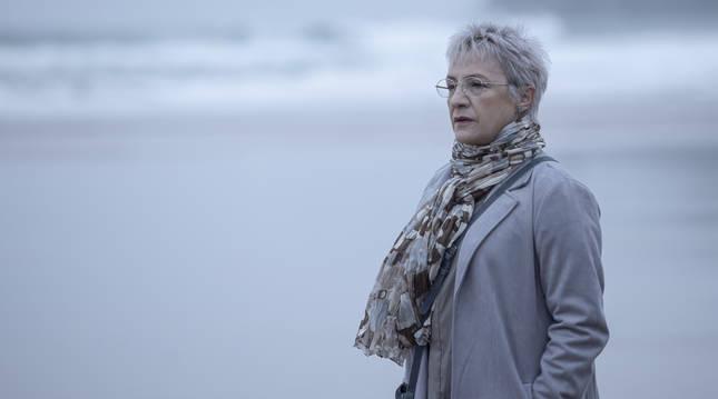 Blanca Portillo en un fotograma de la película 'Maixabel0, de Icíar Bollaín.