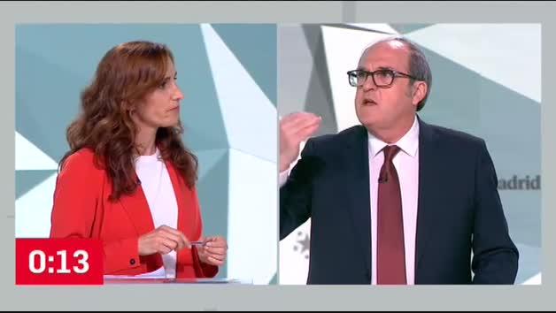 """Gabilondo a Iglesias: """"Pablo, tenemos 12 días para ganar las elecciones"""""""