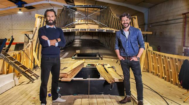 Alvaro Forte será Elcano en la ambiciosa serie de televisión de Amazon Prime y RTVE