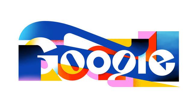 'Doodle' de Google enhomenaje a la letra Ñ.