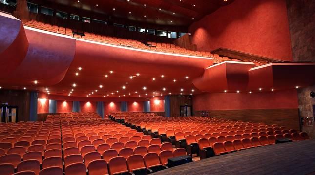 Teatro Gaztambide de Tudela