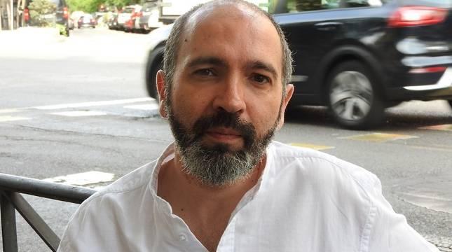 Óscar Montoya.