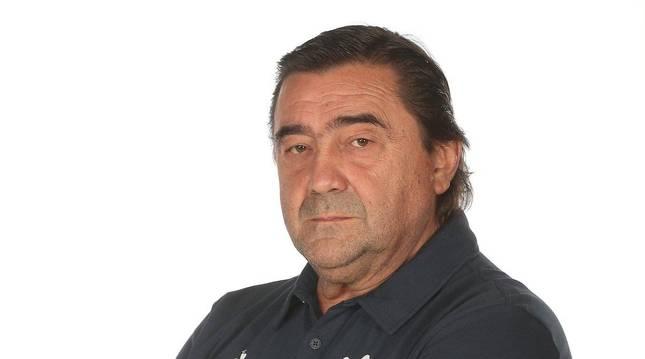 El médico Jesús Hoyos.