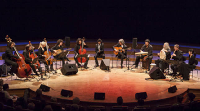 Accademia del Piacere, Fahmi Alqhai y Arcángel, este miércoles en Baluarte