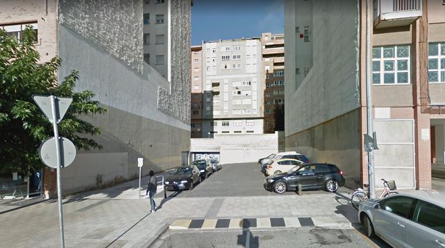 Se levantará un bloque de 9 plantas con 36 apartamentos.