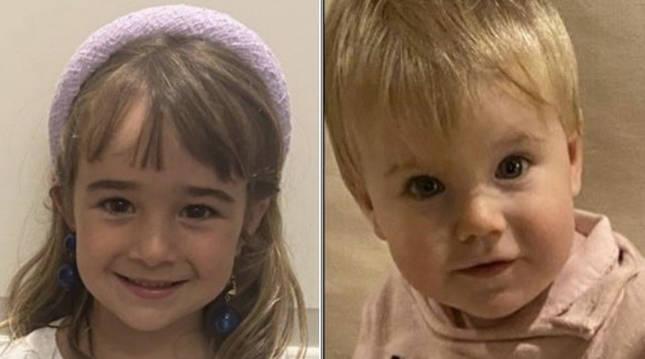 La pequeña Oliva y Anna, de seis y un año, desaparecidas en Tenerife