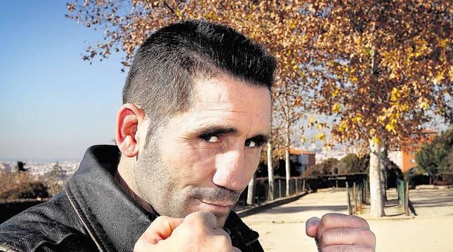 Poli Díaz, en una fotografía de archivo.