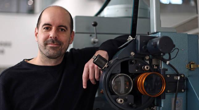 José Germán Huici, el guionista navarro del cine policiaco catalán