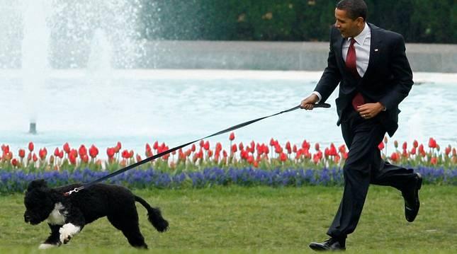 Obama, con