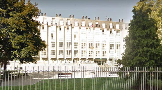 Residencia San Prudencio de Vitoria.