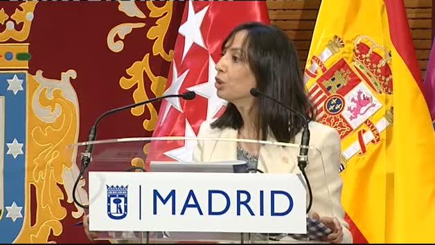 Tenso 'debate' en la comparecencia conjunta del Gobierno y el ayuntamiento de Madrid