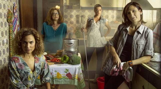 En España se está emitiendo la segunda temporada de 'Señoras del (h)AMPA'.