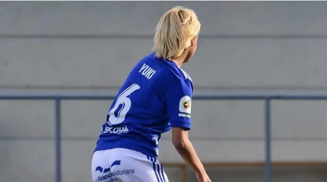Osasuna Femenino: Un partido de sanción a Zugasti por el incidente de Oviedo