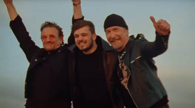 'We are the people', canción oficial de la Euro 2020. Imagen del videoclip de la canción.