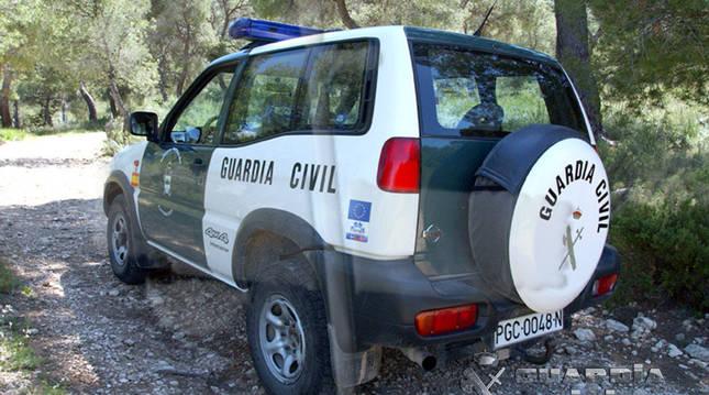 La investigación ha sido desarrollada por el Servicio de Protección a la Naturaleza (Seprona).