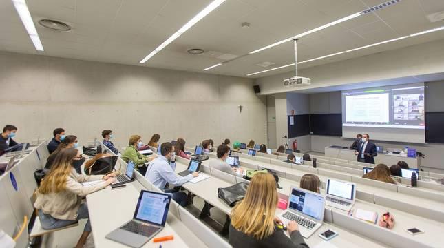 Los grados de Periodismo y Comunicación Audiovisual de la Facultad de Comunicación de la Universidad de Navarra se sitúan en el primer puesto del ranking.