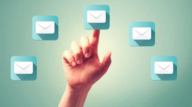 Más de 2 630 millones de correos electrónicos viajan diariamente por el mundo.