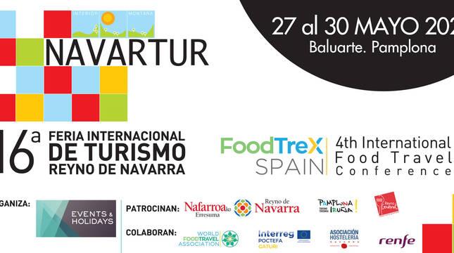 Baluarte acogerá del 28 al 30 de mayo la 16ª edición de la feria Navartur