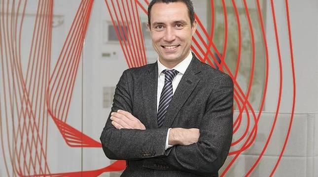 José Manuel Lucio, nuevo director comercial de AR Racking para el mercado EMEA