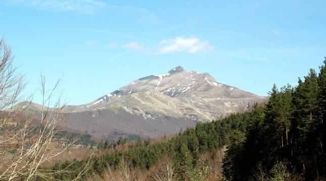 Monte de Orhi.