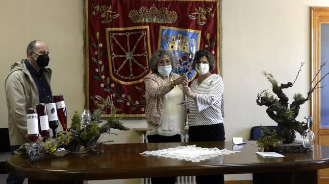 Galería de fotos de la degustación de vinos y pinchos en San Martín de Unx dentro de las actividades del Mes del Rosado