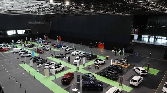 Imágenes de la Feria de movilidad sostenible Ecomovers