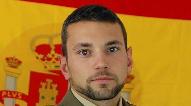 El sargento del Ejército de Tierra Rafael Gallart Martínez, fallecido este jueves en Cartagena.