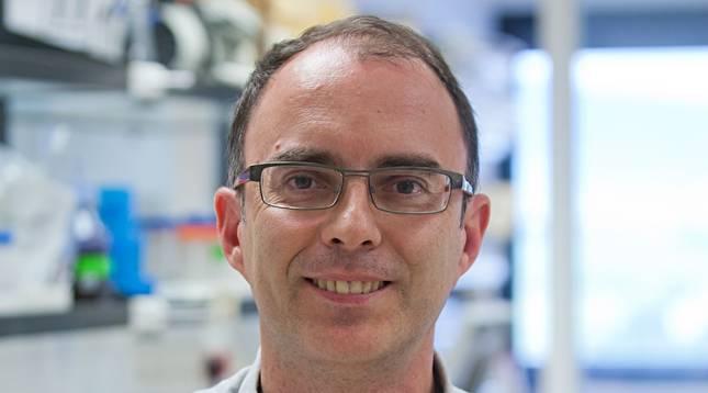 El investigador del Cima Rubén Hernández.
