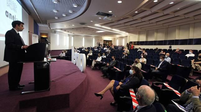 Asamblea anual de ANEL.