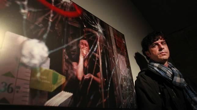El español Emilio Morenatti, premio Pulitzer por fotografías de la pandemia