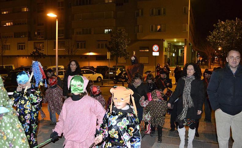 Carnavales en Barañáin  CLARA SANZ