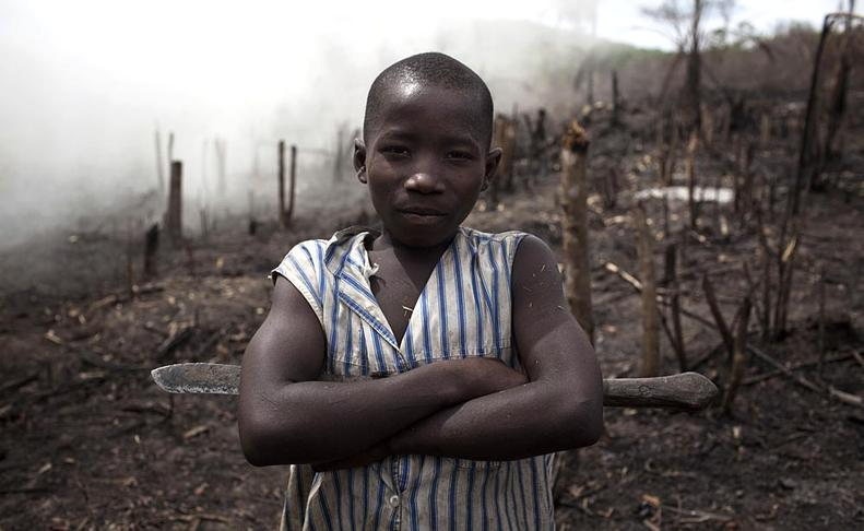 El recuerdo del terror de la guerra civil en Sierra Leona  AGENCIAS