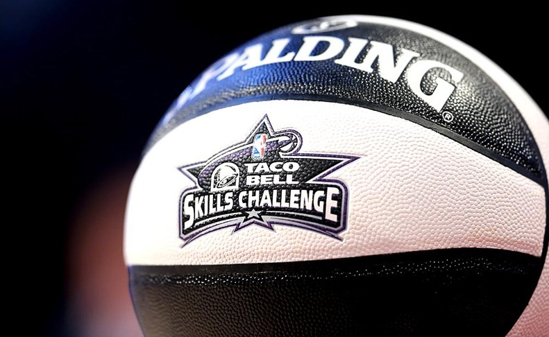 Concurso de mates y triples del All Star de la NBA 2013  AGENCIAS