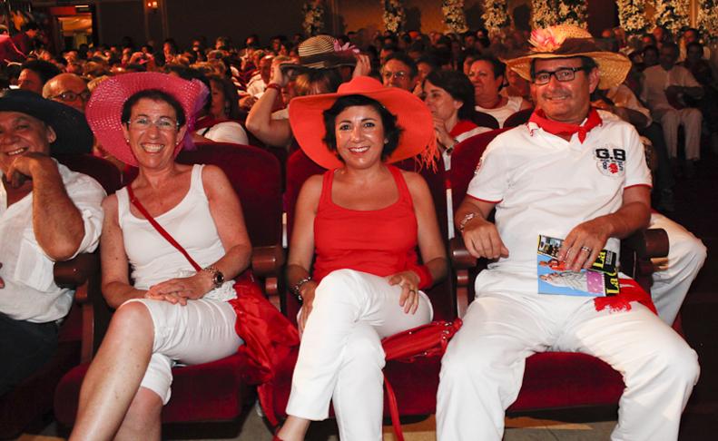 La Cubana. 12 de julio.ANA OSÉS