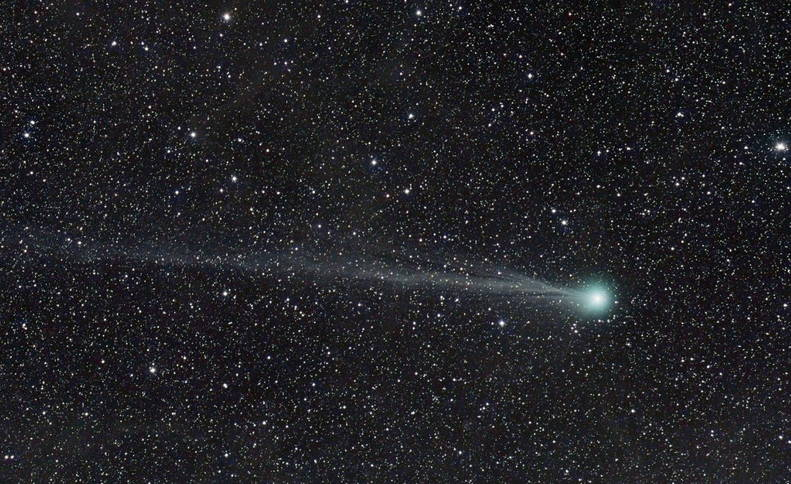 El cometa Lovejoy