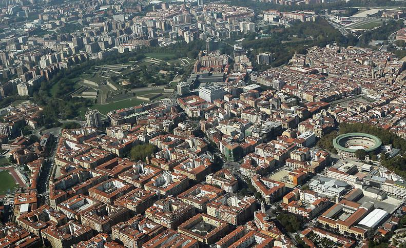 El precio de la vivienda sube ya en San Juan, Iturrama y Segundo Ensanche