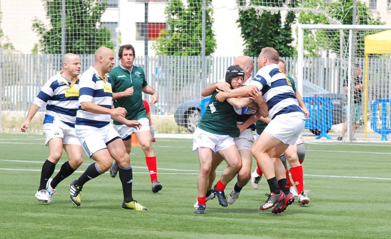 XIV San Fermín Rugby Seven 2016