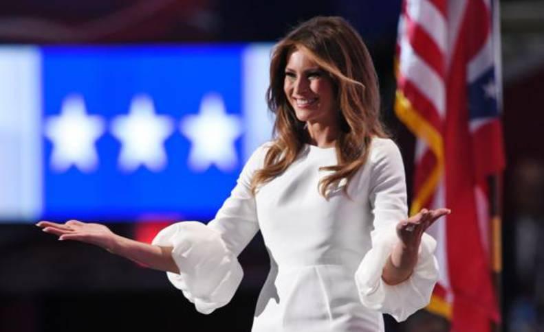 Acusan a Melania Trump de plagiar el discurso de Michelle Obama en 2008