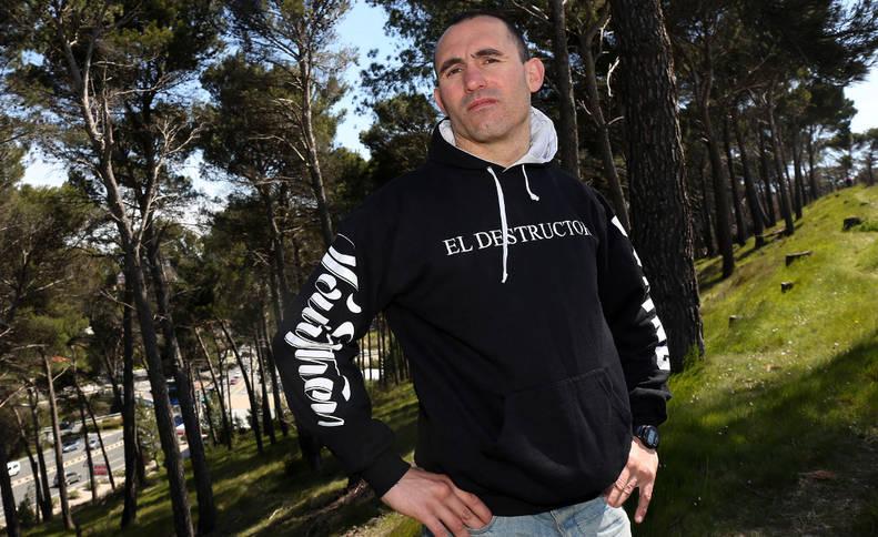 El boxeador navarro Rubén Díaz tendrá la opción de luchar por el título europeo más importante, el EBU