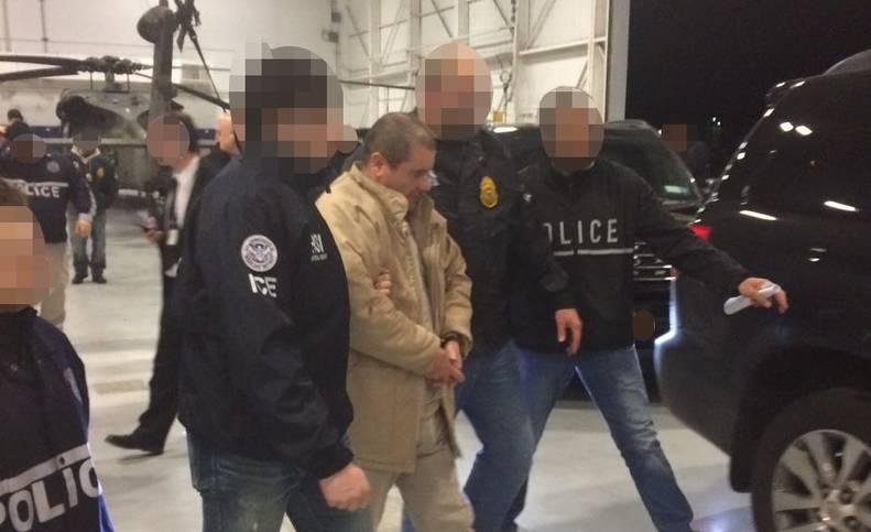 El Chapo Guzmán llega este viernes al aeropuerto