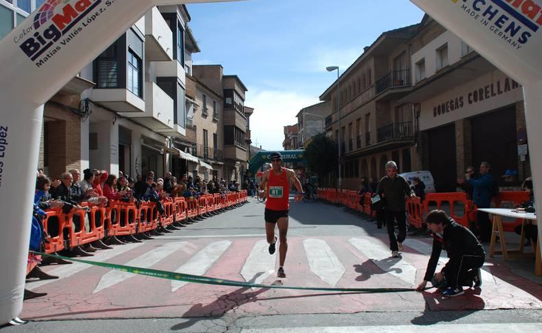 Imágenes de la II Carrera Moscatel Ciudad de Corella